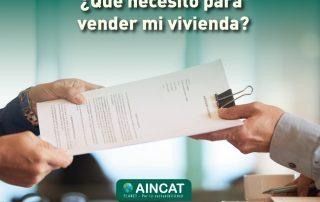 Documentación para vender vivienda Aincat News