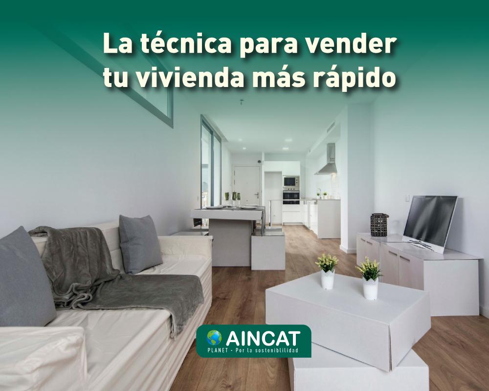 Homestaging vende tu piso más rápido Aincat News