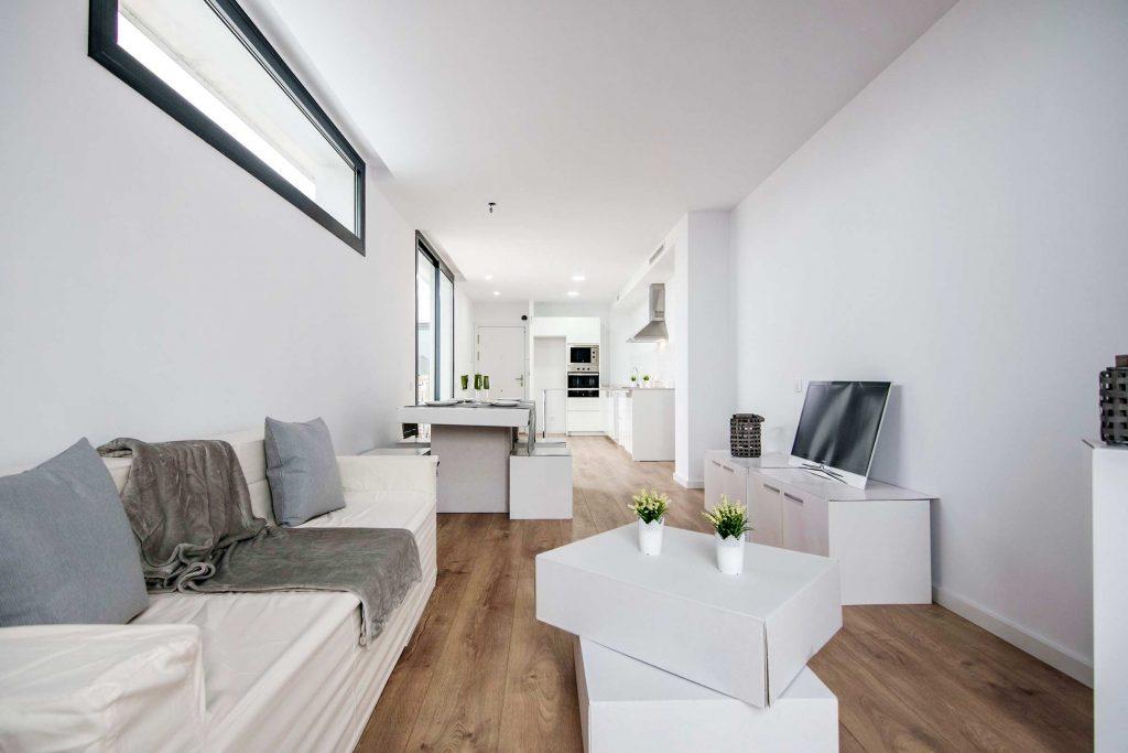 Home Staging Viladecans Obra Nueva Después