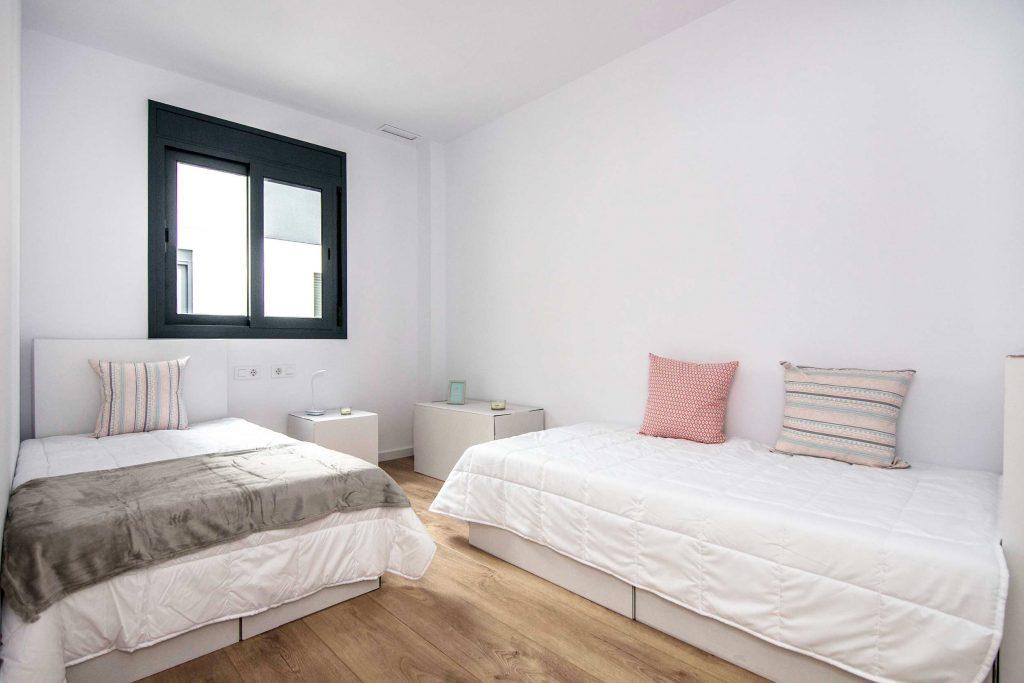 Home Staging Piso Viladecans 2 habitaciones